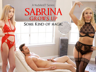 Sabrina Gets taller Up Some Kind Of Magic